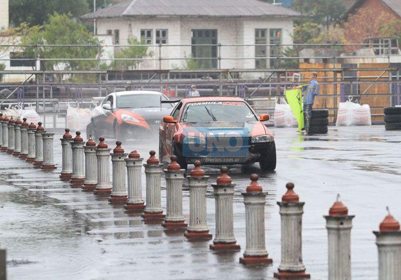 Ayer fue el cierre en el trazado del Puerto. Foto UNO/Juan Ignacio Pereira