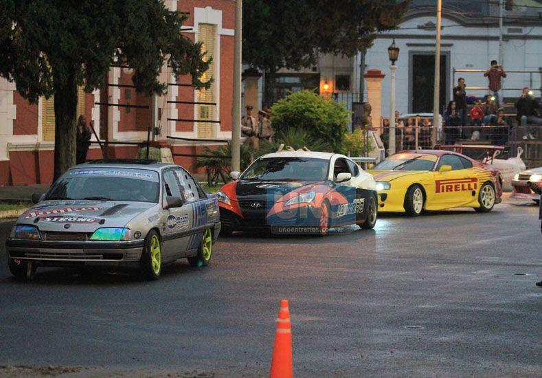 Hoy serán tres series para la fecha en la capital entrerriana.