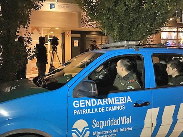 Noche de allanamientos en Chaco y Río Gallegos