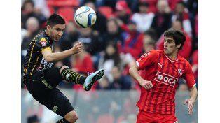 Independiente busca un triunfo ante Olimpo.  Foto: Fútbol para todos