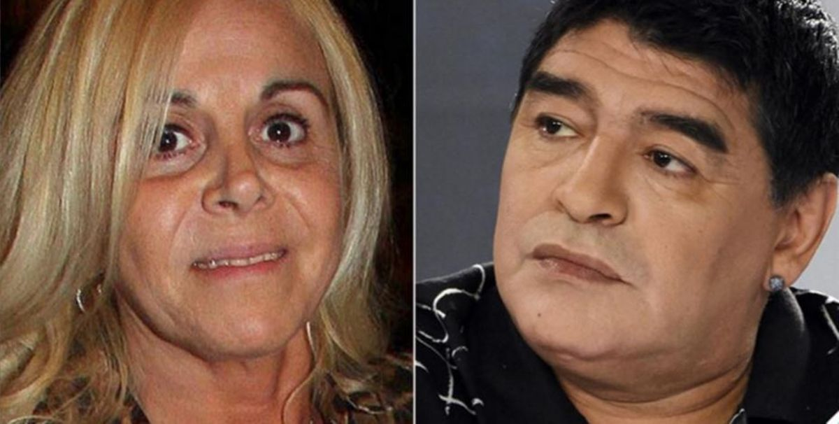 Diego Maradona perdió contra Claudia Villafañe en la causa de las propiedades de Miami