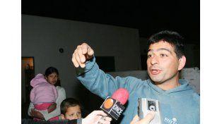 La Policía continúa la búsqueda del prófugo Gabriel Massat