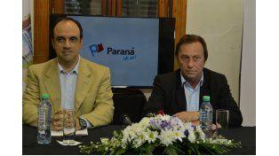 Corral y Varisco buscan consolidar el área metropolitana