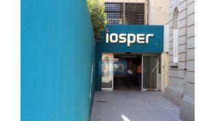 Iosper. Foto UNO/Archivo