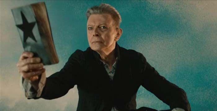 Sale a la luz el video póstumo de David Bowie, a casi tres meses de su muerte