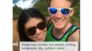 Facebook lanza una herramienta que describe las imágenes destinado a las personas ciegas