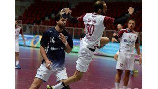 Los Gladiadores cayeron ante Qatar