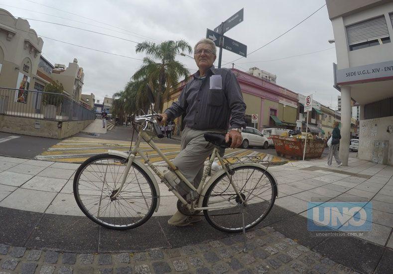 Andar en bicicleta me purifica los pulmones, me oxigena