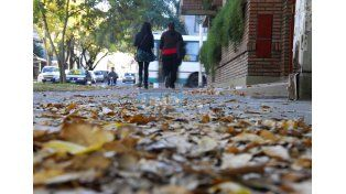 ¿Por qué el tiempo cambia en otoño?