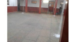 La Escuela 76 de Santa Elena se llevó la peor parte del temporal