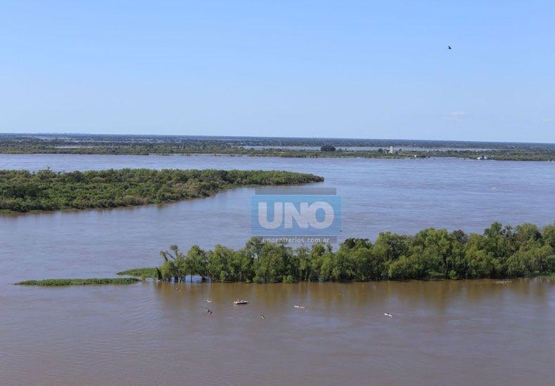Estudio. En el río Paraná hay unas 170 especies de peces.  Foto UNO/Diego Arias