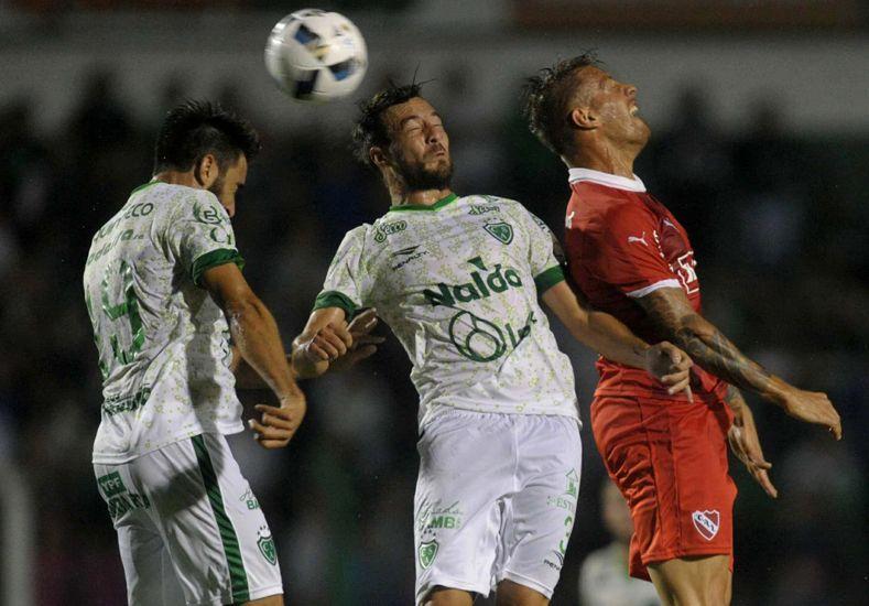 Independiente no pudo en Junín