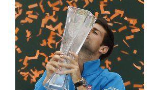 Djokovic alcanzó el récord de Agassi
