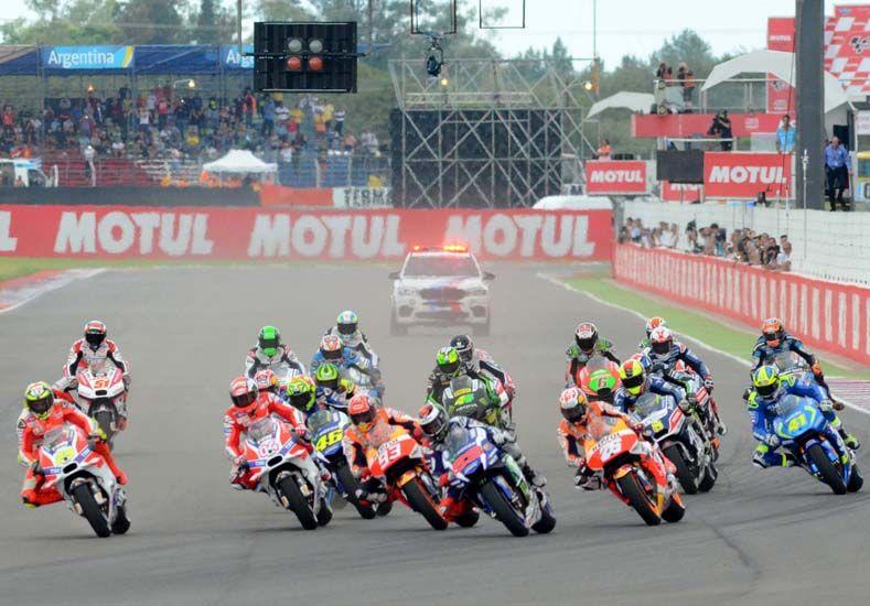 El español Marc Márquez triunfó en el Gran Premio de la Argentina