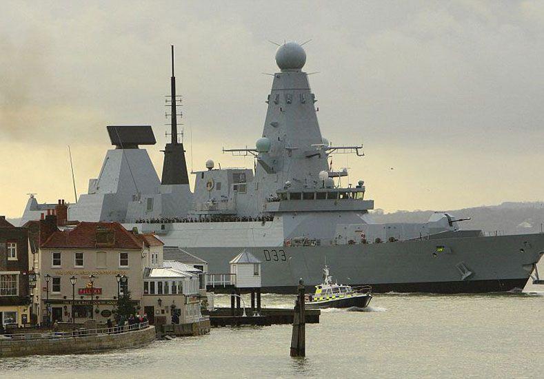 Aseguran que la Marina británica dejó de custodiar las Islas Malvinas