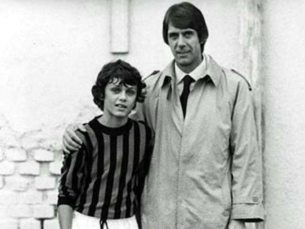 Paolo y Cesare Maldini