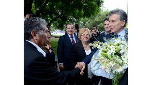 Todo no se puede, la insólita respuesta de Macri a un excombatiente de Malvinas