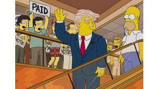 Las predicciones en Los Simpsons