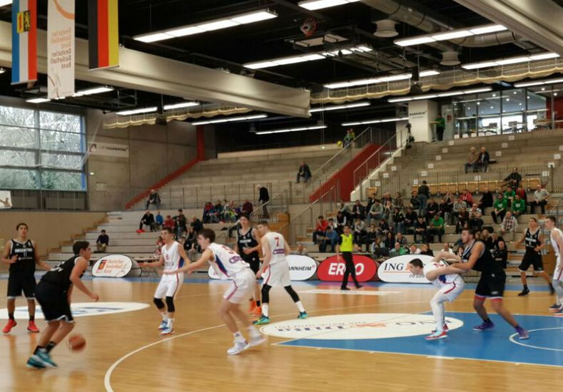 El seleccionado Sub 18 perdió ante Serbia