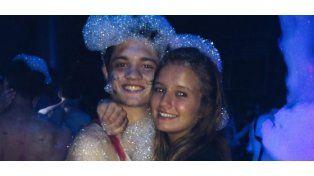 ¡Enamorado! Toto Suar presentó a su primera novia a su familia