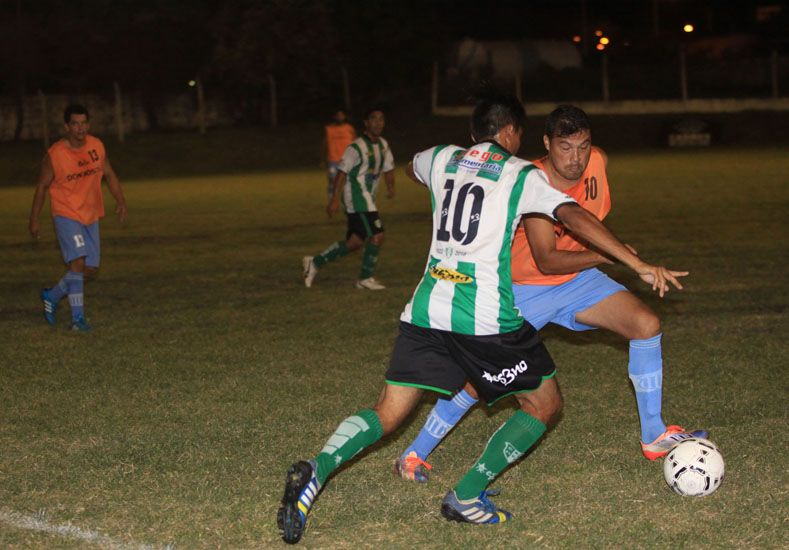 Ministerio se recuperó de la goleada que le propinó Peñarol y venció anoche 2 a 0 al local.