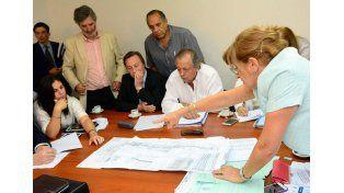 Planificación. El municipio quiere participar del análisis junto con los diputados.