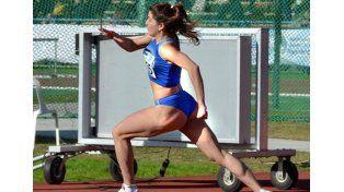 La crespense Betsabé Páez sueña con los Juegos Olímpicos