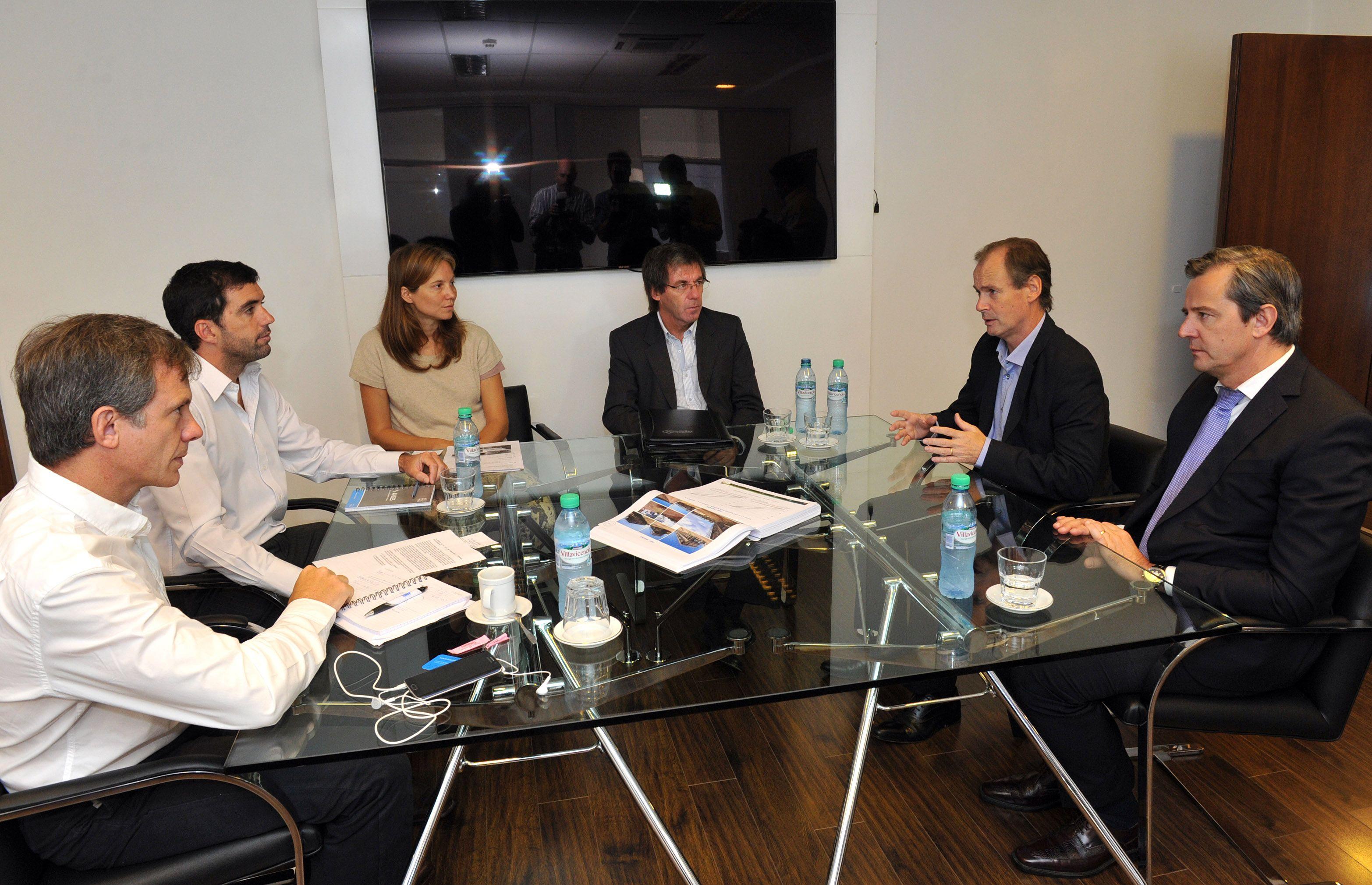 Bordet gestiona una ayuda ante Nación para paliar el déficit previsional