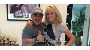 Detuvieron a un ex cuñado de Diego Maradona