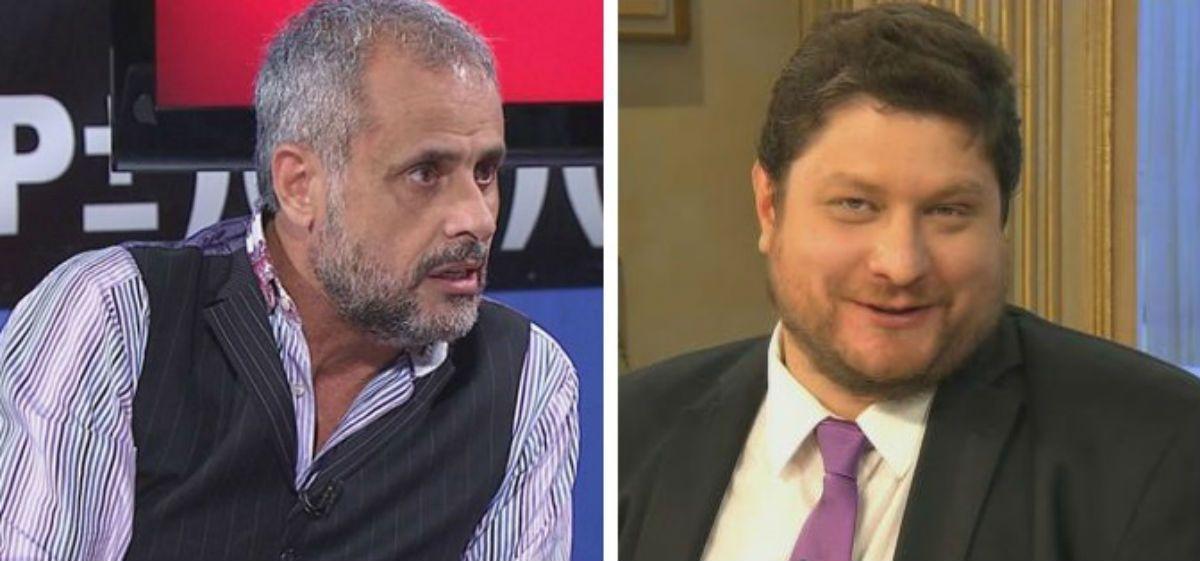 Jorge Rial furioso desde Europa con el periodista Nicolás Wiñaski