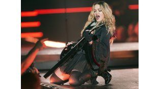 No es la primera vez que Madonna