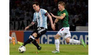 Argentina sumó su tercera victoria al hilo