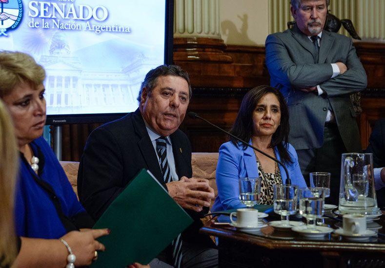 De Angeli presidirá la comisión de Agricultura en el Senado