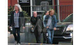 Se difunden imágenes que confirmarían el ingreso de Axl Rose como cantante de AC/DC