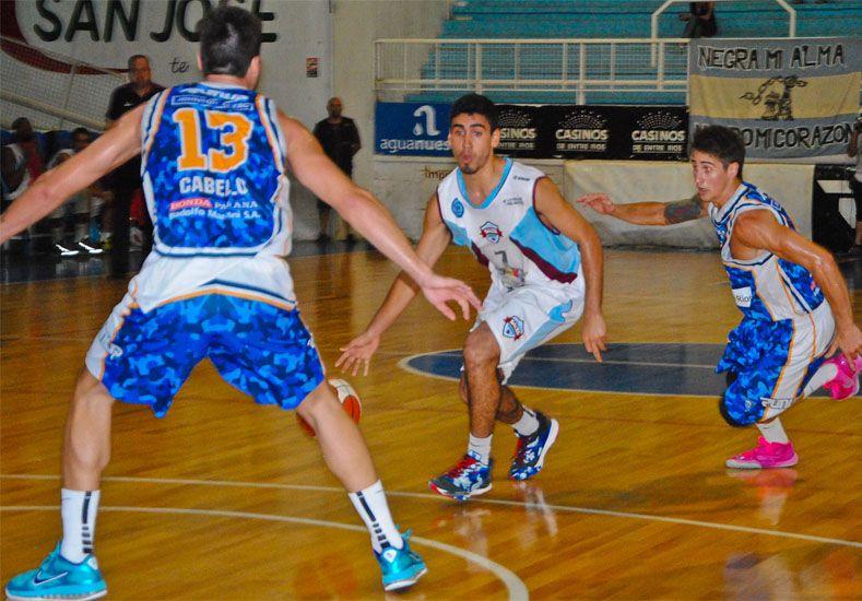 El AEC se impuso en los únicos dos juegos en los cuales se cruzaron ambos equipos en la temporada.