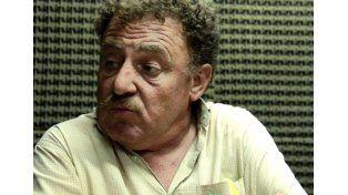 Experto. Salinas es uno de los periodistas que más investigó el caso del atentado a la AMIA.