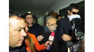 Espera en libertad.  El caso ingresa en una fase decisiva: un tribunal debe resolver si se eleva a juicio.  Foto UNO/Juan Manuel Hernández