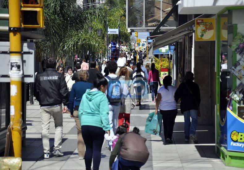El comercio minorista generó ventas de 3000 millones de pesos en Semana Santa. Foto UNO/Archivo ilustrativa