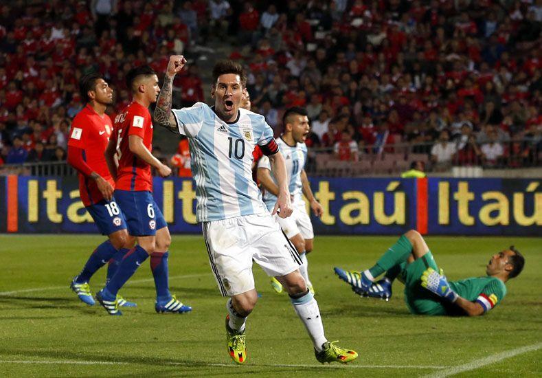 Messi. Foto: AP