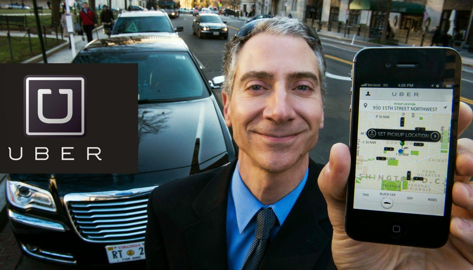 Llega Uber al país ¿Es el fin de los taxis y remises?