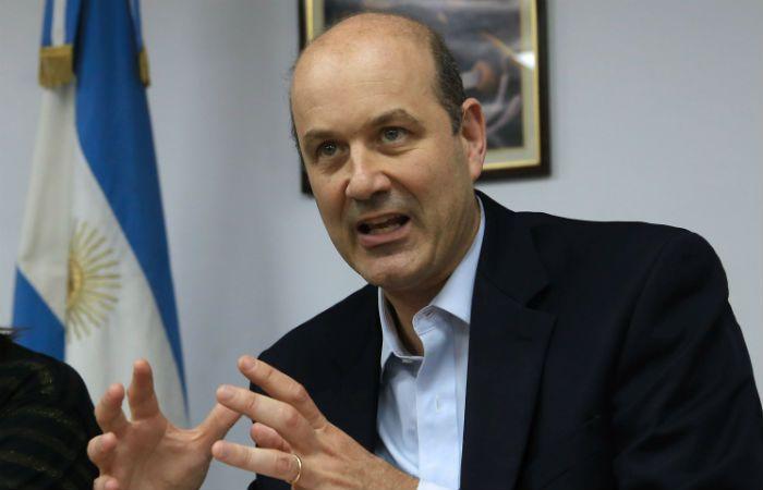 El mentor. Sturzzeneger decidió domar la inflación con tasas altas.