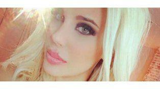 Charlotte Caniggia desafió las críticas y se mostró al natural