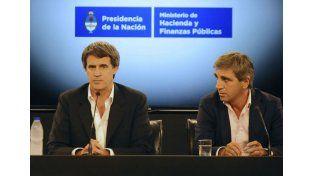 Tratativas.  La Argentina busca regularizar las deudas y así levantar el embargo.