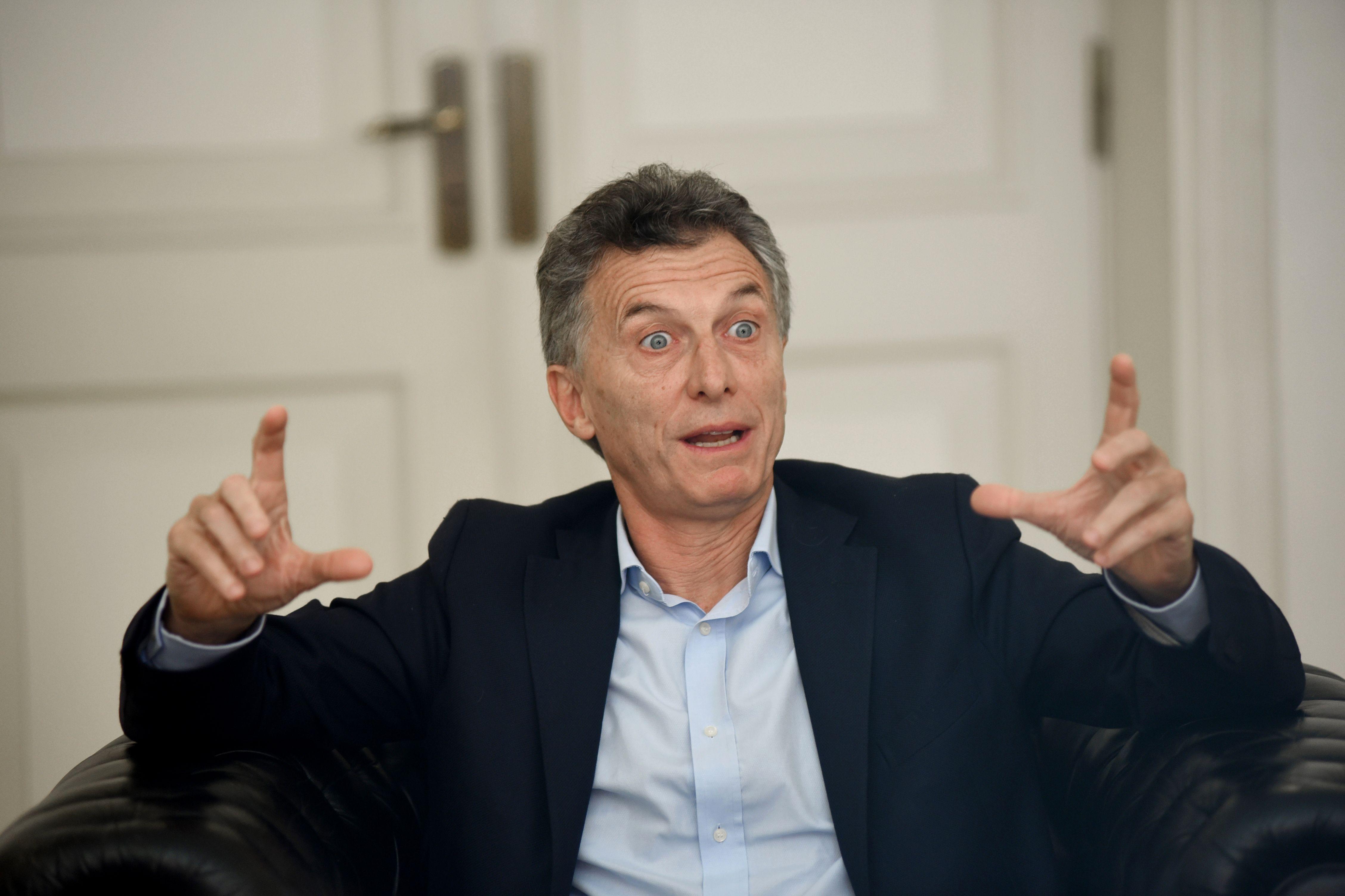 El presidente Mauricio Macri le pidió celeridad a la Justicia en las causas por corrupción.