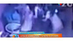 Apareció el video de la hija de Susana Giménez y su novio, a las piñas con el dentista