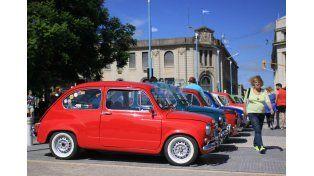 """2º Mega Encuentro del Litoral """"Fiat 600 Club"""""""