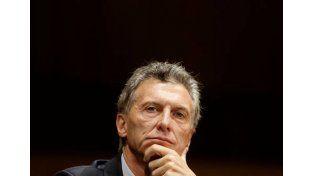 Mauricio Macri. Foto: AP