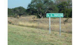 Paraje El Tropezón. Foto: Internet