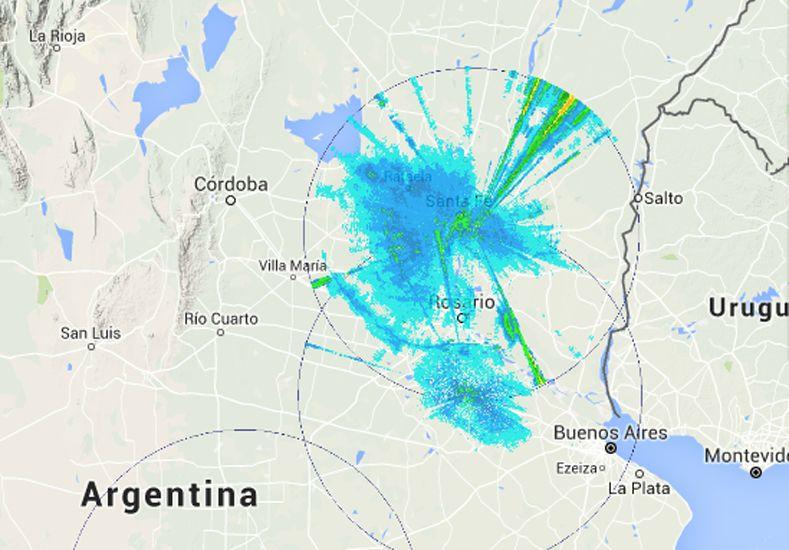 Radar Inta