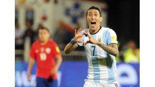 Argentina golpeó en el momento justo